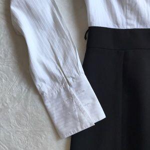 Ralph Lauren Dresses - Ralph Lauren white/ black dress super cute sz 2